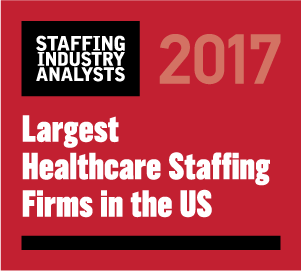 2017 Largest Healthcare Staffing Firms in the U.S.