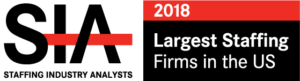 2018 Largest Staffing Firms in the U.S.