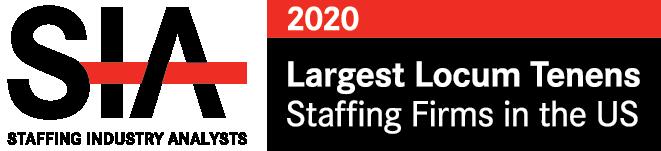 Staffing Industry Analysts' 2020 Largest Locum Tenens Staffing Firms