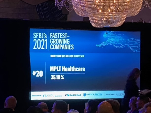 South Florida Business Journal's Fast 50